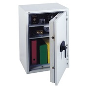 Blinded fireproof vault Hartmann 123 l lock with key