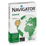Ream of 500 sheets Navigator white paper A4 80 g