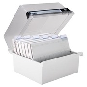 Card box for horizontal cards A5
