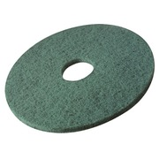 Disk for scrubbing machine Vileda green Ø 430 mm - Set of 5