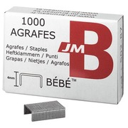 Box 1000 staples JMB bébé 8/4