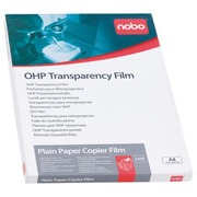 Box of 50x transparent film for overhead projector inkjet 100 micron