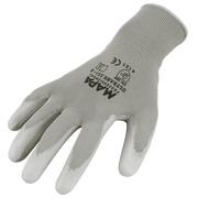 Grey light Ultrane work gloves 10