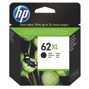Cartridge HP 62XL high capacity black for inkjet printer