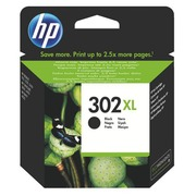 Cartridge HP 302XL high capacity black for inkjet printer