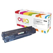 Toner Cartridge Owa HP 85A-CE285A black for LaserJet