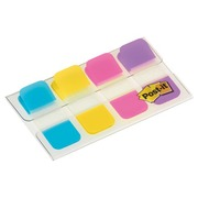 Dispenser of 40 fun standard Post-it page markers
