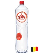 Sparkling water Spa Intense bottle of 1.5L - box of 6
