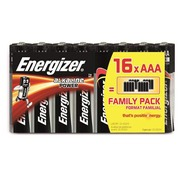 Blister 16 batterijen Energizer Power LR03