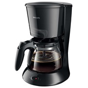 Philips Daily Collection HD7461 - koffiezetapparaat - zwart