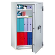 Blinded fireproof vault Hartmann 220 l electronical lock