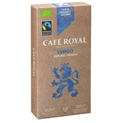 Coffee capsule Café Royal Bio Lungo - Box of 10