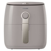 Philips Viva Collection HD9621 TurboStar - heteluchtfriteuse - beige zijde