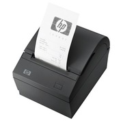 HP Single Station Thermal Receipt Printer - kwitantieprinter - twee kleuren (monochroom) - direct thermisch