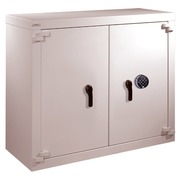 Safe 460 liter electronic lock without battery Acial
