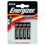 Blister 4 batterijen LR3 Energizer Power