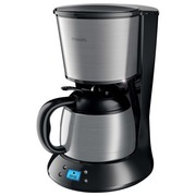 Philips Daily Collection HD7479 - koffiezetapparaat - zwart