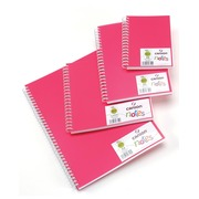 Canson schetsboek Notes, ft A6, roze