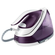 Philips PerfectCare Compact Plus GC7933 - steam generator iron - sole plate: SteamGlide Plus