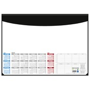 Place mat with calendar 2020 - 55 x 40,5 cm black