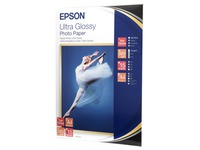 Ultra glazed photo paper Epson 15 sheets A4 300g C13S041927