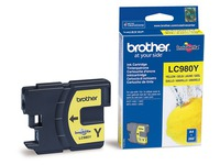 Cartridge Brother LC980 yellow