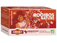Herbal tea rooibos Alter Eco