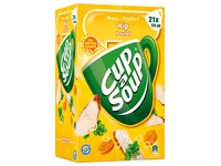 Box of 21 bags Cup-a-soup 175 ml chicken