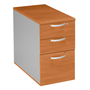 Drawer cabinet desk height Osaka depth 80 cm
