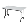 Folding table Primera 140 x 80 cm grey